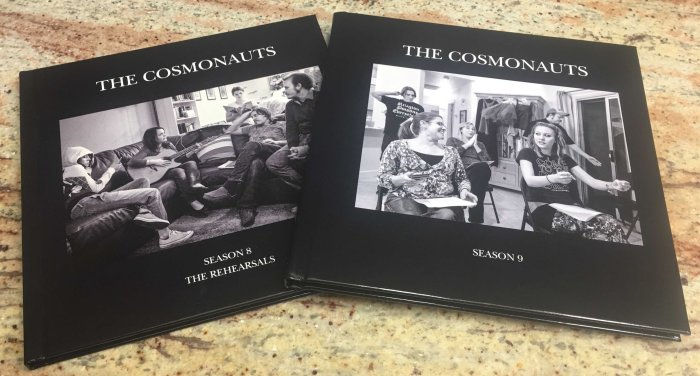 Cosmo books image