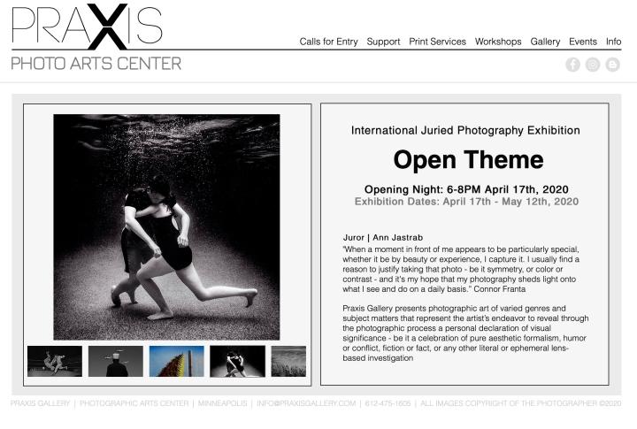 Praxis 2020-03 - Open Theme