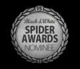 Spider Awards 2020 - Nominee badge