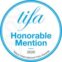 Tifa 2020 HM badge - Mt Fuji (color)
